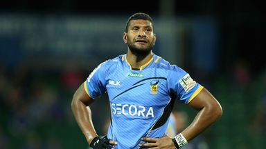Steve Mafi will join Castres from Western Force