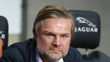 Steven Pressley has spent nine months at Highbury stadium