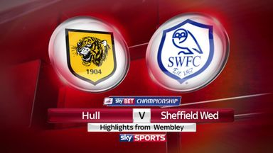 Hull v Sheffield Wednesday