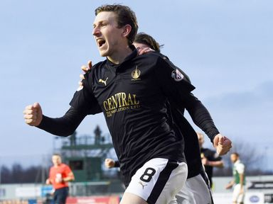 Blair Alston: Signs for St Johnstone