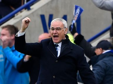 Claudio Ranieri will return to Chelsea as a champion