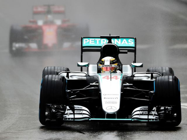 Lewis Hamilton: Winner in Monaco