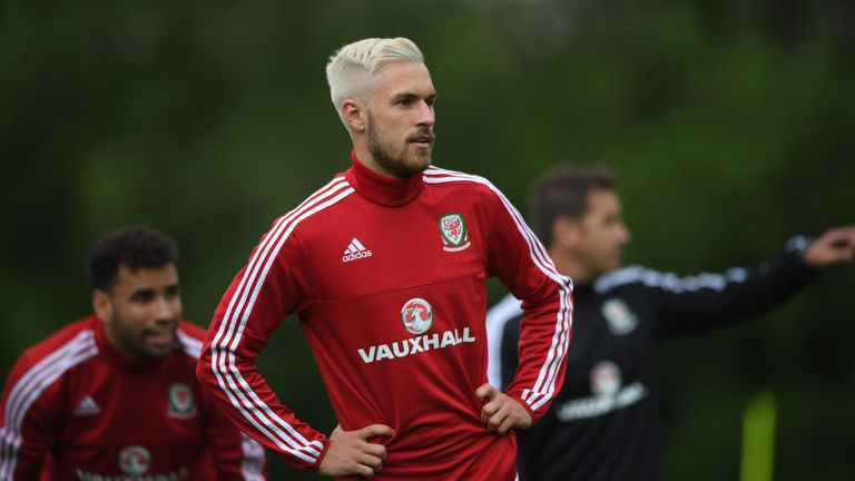 aaron ramsey - photo #18