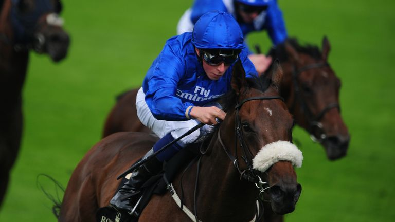 William Buick and Ribchester were winners of the Jersey Stakes at Royal Ascot last summer