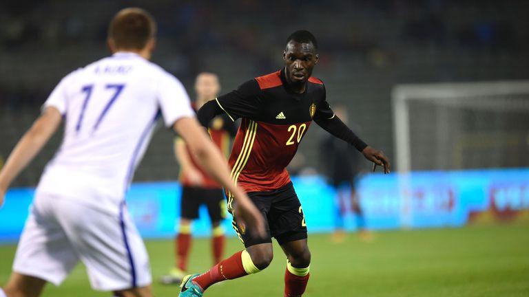 Benteke will play for Belgium at Euro 2016