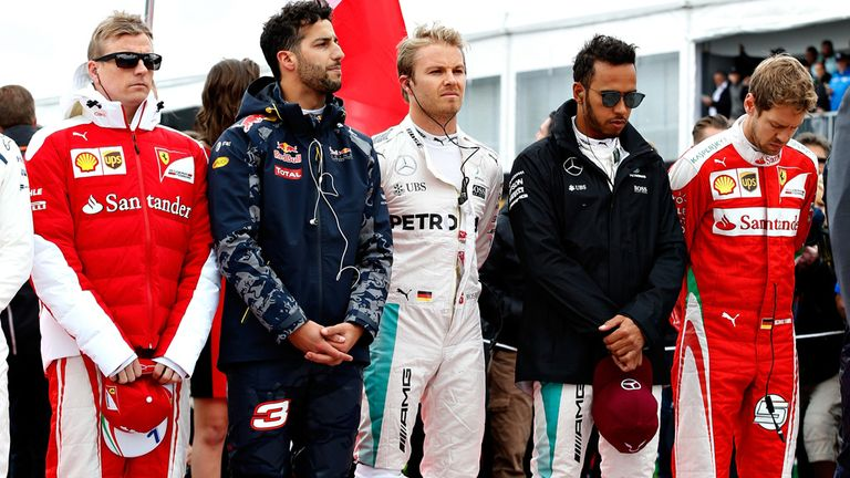 Ever Wondered What F1 Drivers Listen To When On The Road Answer Has Proved Be An Eclectic Mix Ranging From Eagles Metallica Rap
