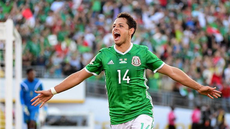 Hernandez has earned 96 international caps for Mexico and scored 48 goals