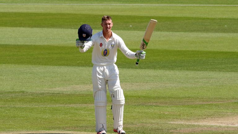 Image result for keaton jennings