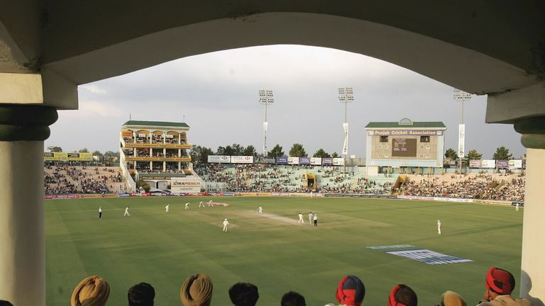 India have an impressive record in Mohali