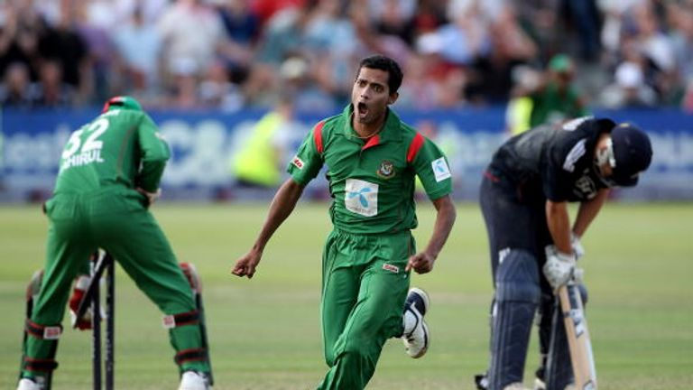 The 27-year-old fast bowler recently recovered from a hamstring injury