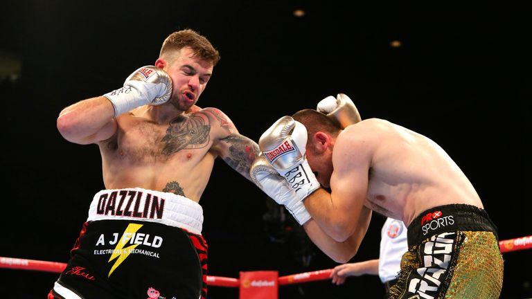 Chris Eubank Jr's Next Fight