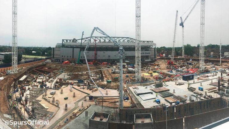 Tottenham Facing A 1m Bill Over White Hart Lane