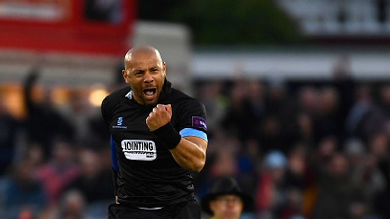 Tymal Mills has extended his stay with Sussex