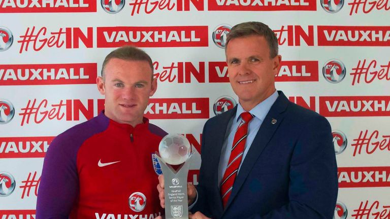 Manchester United striker and England captain, Wayne Rooney has declared his intention to quit international football on the eve of 2018 World Cup.