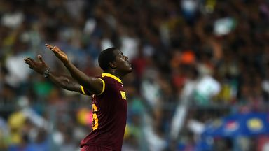 Carlos Brathwaite starred for West Indies in the World T20 final