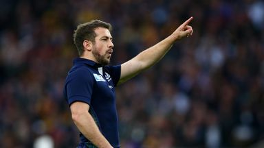 Greig Laidlaw helped to turn around Scotland's fortunes in Tokyo