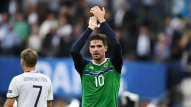 Kyle Lafferty is interesting Cardiff City, according to Sky sources