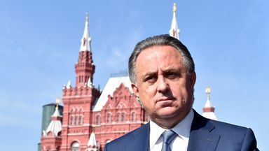 Vitaly Mutko has resigned as chair of Russia's 2018 World Cup organising committee