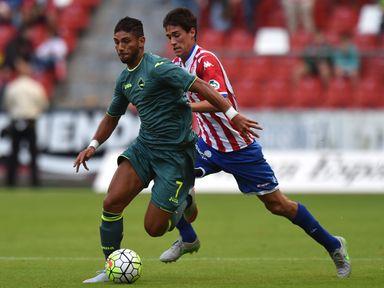 Bernardo Espinosa (R) has joined Middlesbrough