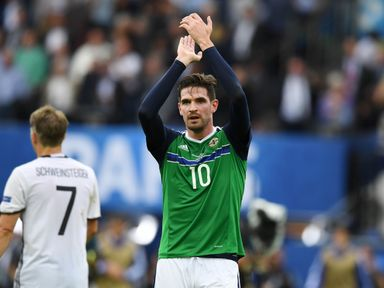 Kyle Lafferty expects to leave Norwich this summer