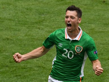 Wes Hoolahan: Relished his part in Euro 2016