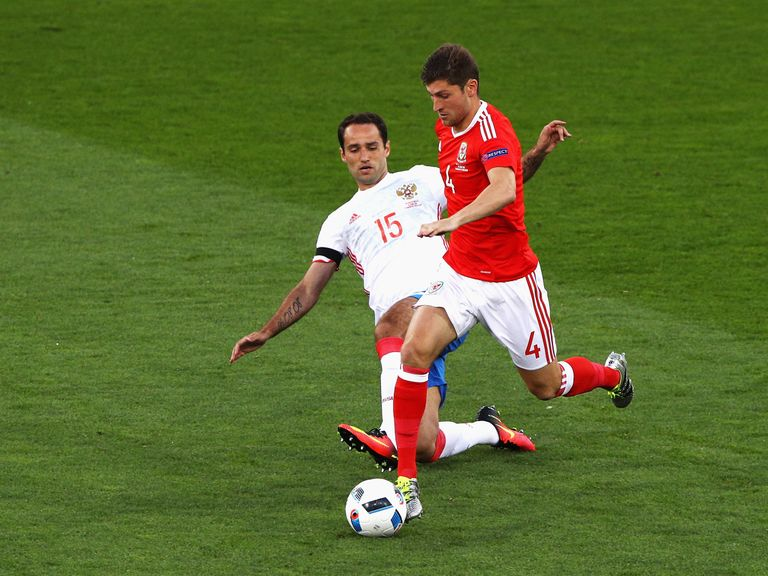 Arnautovic scores twice as Austria hold Wales to 2-2 draw