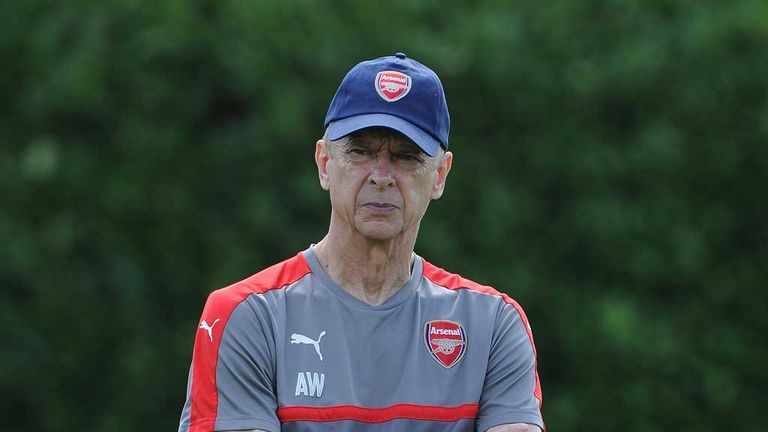 Arsene Wenger is keen to strengthen his attacking options this summer