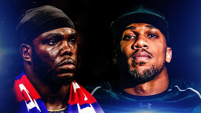 Will Bermane Stiverne be Anthony Joshua's next opponent?