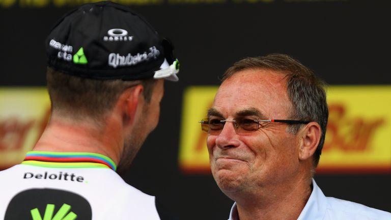Tour De France Mark Cavendish Says Joining Bernard