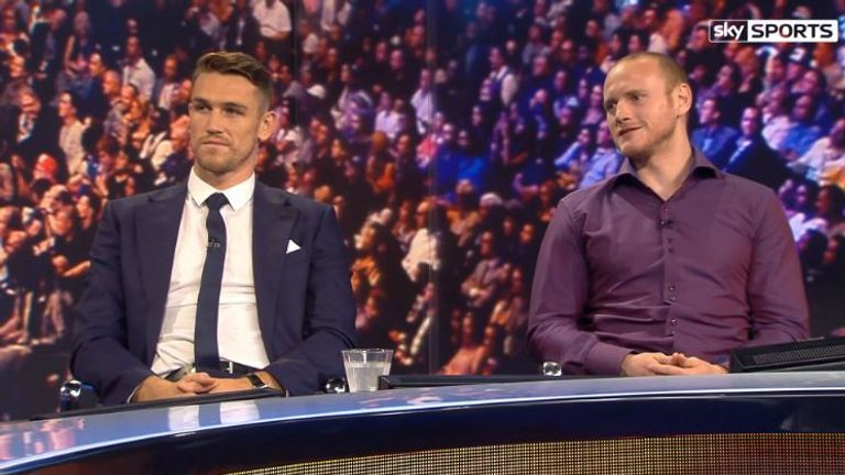 Callum Smith and George Groves are both on DeGale's radar
