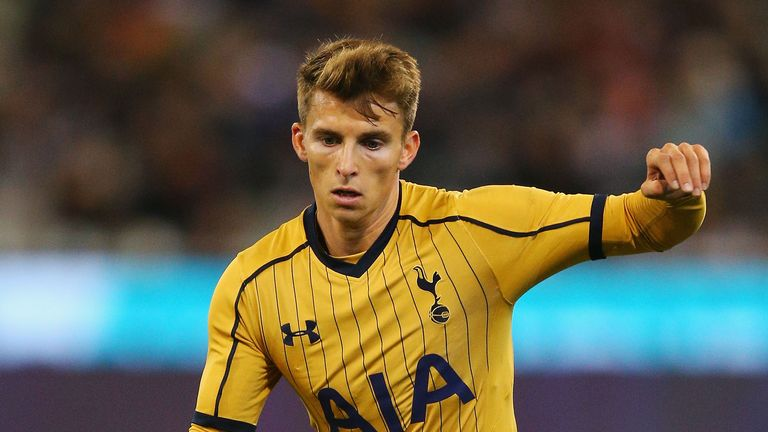 Tom Carroll has made only three appearances for Spurs this season