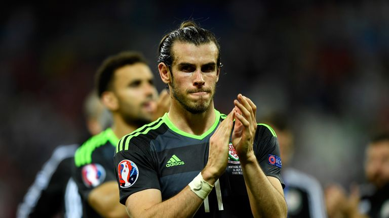 The Gunners turned Gareth Bale down because they already had two left-backs on their books