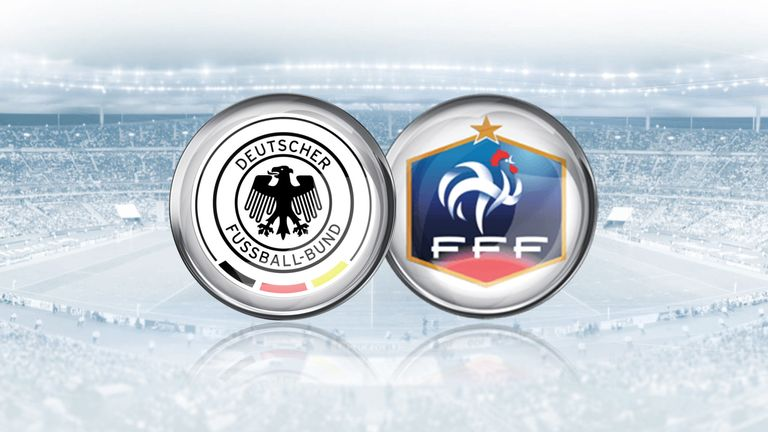 Live Streaming German vs France