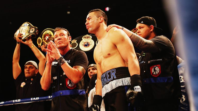 Joseph Parker has vowed to win the vacant WBO title next month