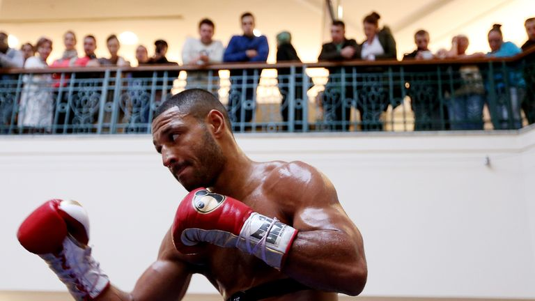 Kell Brook has landed the biggest fight of his career against Gennady Golovkin