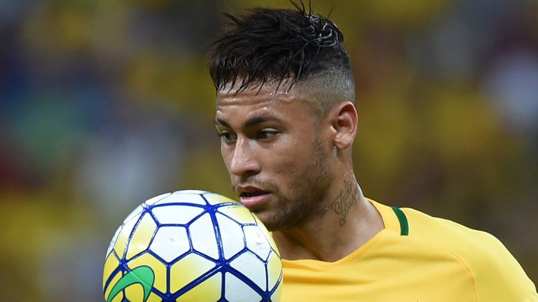Brazil international Neymar paid tribute to those who lost their lives
