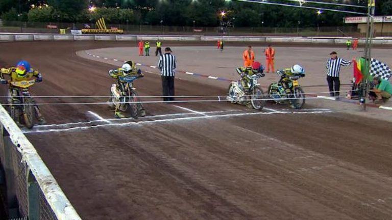 Speedway at King's Lynn