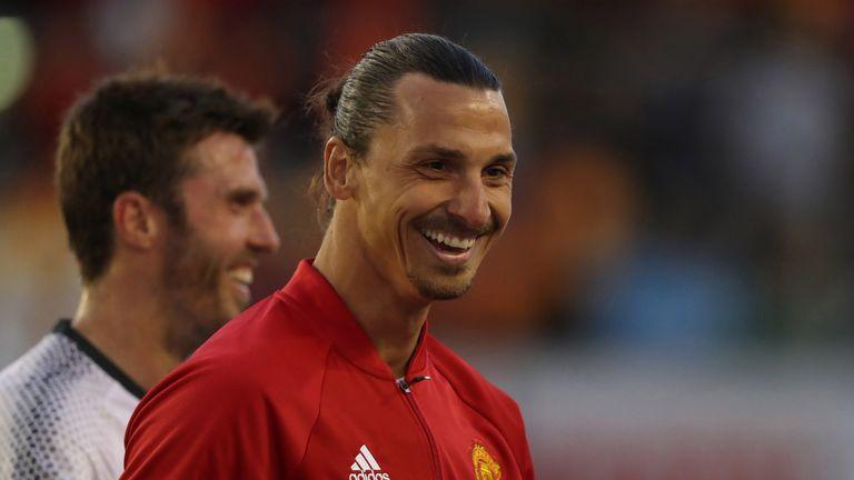 Zlatan Ibrahimovic: 39;Something big39; happening at Man Utd  Football
