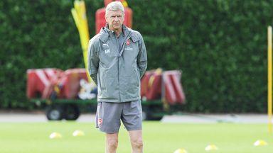 Arsene Wenger is aiming to strengthen Arsenal