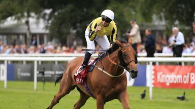 Big Orange: Winner of the Goodwood Cup for the second year running.