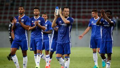 John Terry has been linked with a call-up to the England squad