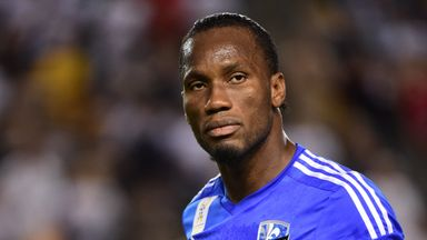 Didier Drogba says he is 'pleased' the commission's report supports his denial of wrongdoing