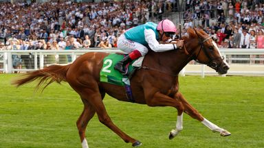 Fair Eva comes clear to score at Ascot
