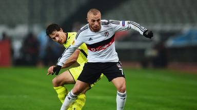 Gokhan Tore is leaving Besiktas for West Ham