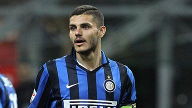 Mauro Icardi has been reportedly linked with Napoli and Arsenal
