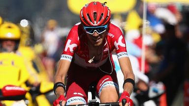 Ilnur Zakarin will have to sit out the Olympics