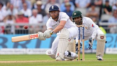 Jonny Bairstow has been handed a Test contract after a fine summer