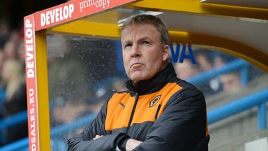Kenny Jackett first arrived at Wolves in May 2013