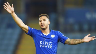 Leicester defender Liam Moore is a target for Reading, according to Sky sources