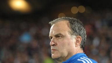 Marcelo Bielsa had a previous spell in Ligue 1 with Marseille